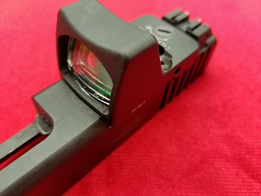 RMR Sight Installation