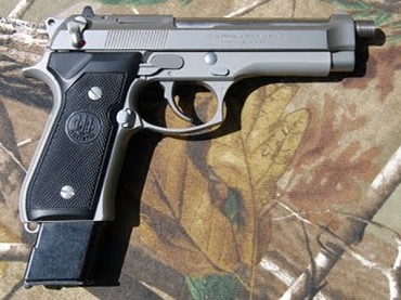 Beretta 92 FS Conversion